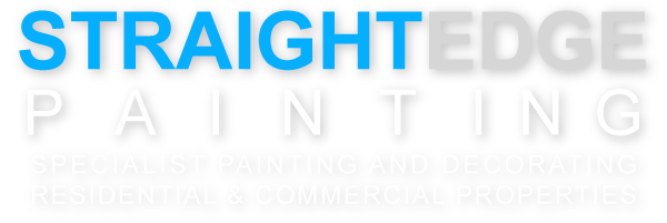 StraightEdge House Painting services Logo